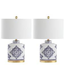 Kamdyn Set of 2 Table Lamp
