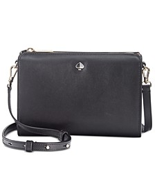 Andi Leather Medium Crossbody