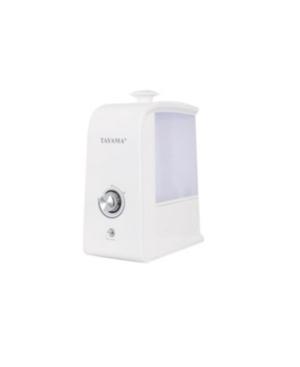 Tayama Sps-718 Ultrasonic Cool Mist Humidifier 3.5-Liter in White