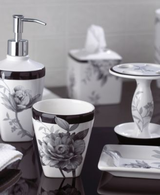 Bath Accessories, Moonlit Garden Toothbrush Holder