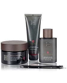 Men's 3-Pc. The Ritual Of Samurai Shave Travel Set