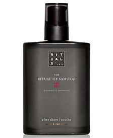 Men's The Ritual Of Samurai Soothing After Shave, 3.3-oz.
