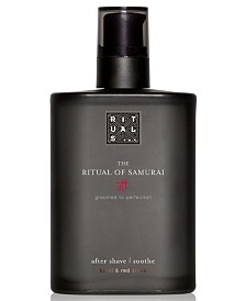 RITUALS Men's The Ritual Of Samurai Soothing After Shave, 3.3-oz.