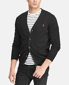 Polo Ralph Lauren Men's Pima Cardigan Sweater