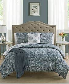Hollander 5-Pc. Comforter Sets