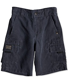 Toddler & Little Boys Rogue Surfwash Amphibian Cargo Shorts