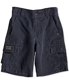 Quiksilver Toddler & Little Boys Rogue Surfwash Amphibian Cargo Shorts
