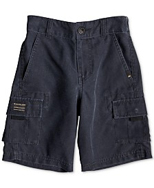 Quiksilver Big Boys Rogue Surfwash Amphibian Cargo Shorts