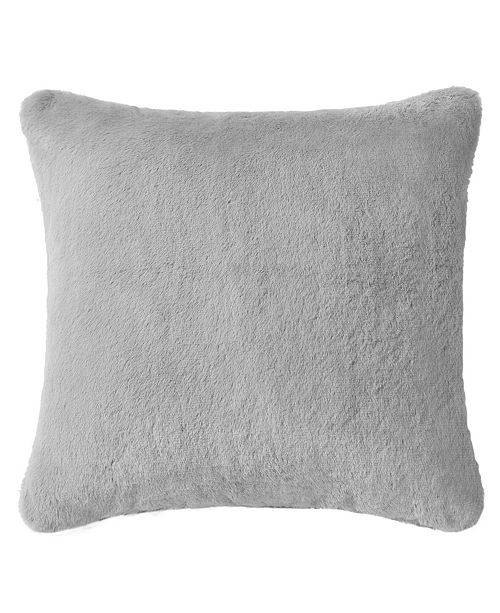 VCNY Home Naomi 18x18 Faux Fur Pillow