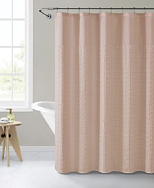 "Clipped 72"" x 72"" Shower Curtain"
