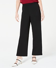 Alfani Petite Pull-On Culottes, Created for Macy's