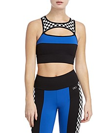 Color Block Sport Bra