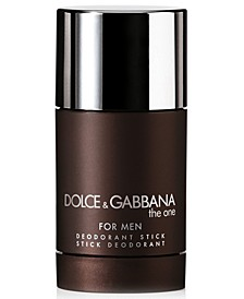 DOLCE&GABBANA Men's The One Deodorant Stick, 2.4 oz