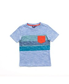 Bear Camp Toddler Boy Striped Tee