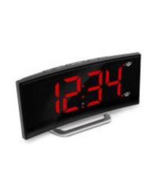 Marathon Usb Alarm Clock Charger With 7