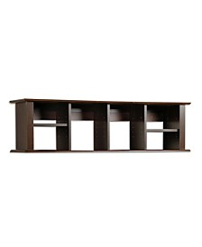 Prepac Wall Mounted Desk Hutch