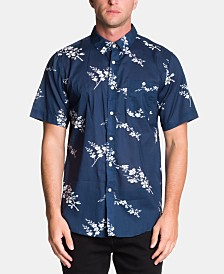 Ezekiel Men's Regular-Fit Floral Shirt