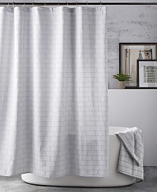 DKNY Subway Tile Bath Accessories Collection