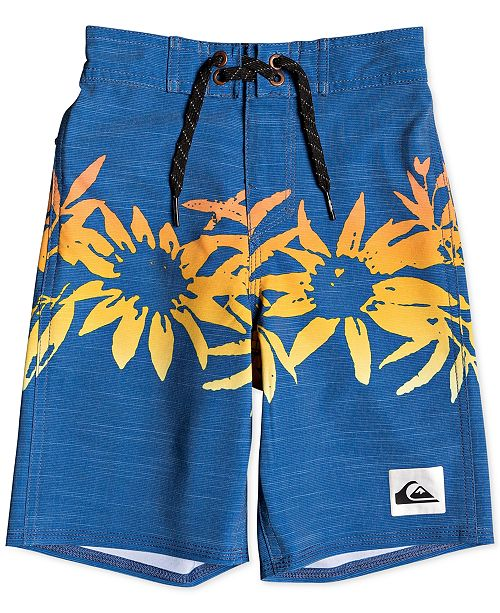03bc2937e6 Toddler & Little Boys Highline Choppa Printed Swim Trunks