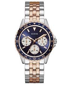 Odessa Two-Tone Stainless Steel Bracelet Watch 40mm