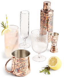 Lucky Brand Barware Collection, Created For Macy's
