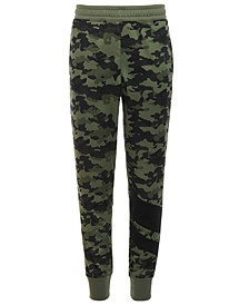 Big Boys Camo Joggers, Created for Macy's