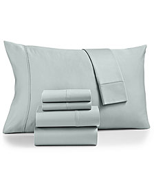 Fairfield Square Collection Brookline 1400-Thread Count 6-Pc. Queen Sheet Set