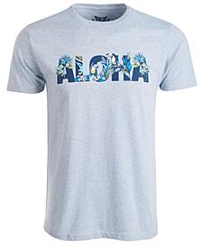Men's Aloha Toucan Graphic T-Shirt