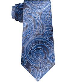 Van Heusen Men's Dorian Classic Paisley Tie