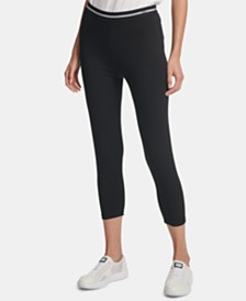 DKNY Cropped Leggings