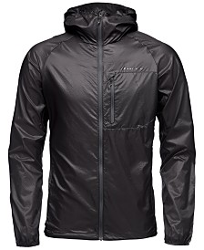 Black Diamond Men's Distance Wind Shell Jacket from Eastern Mountain Sports