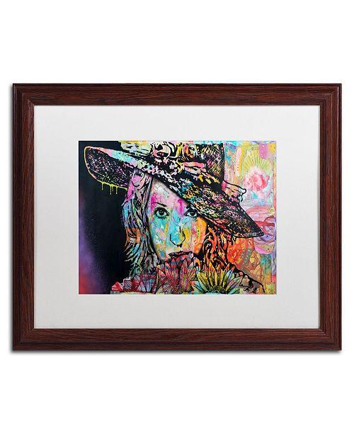 """Trademark Global Dean Russo 'Venus' Matted Framed Art - 16"""" x 20"""""""