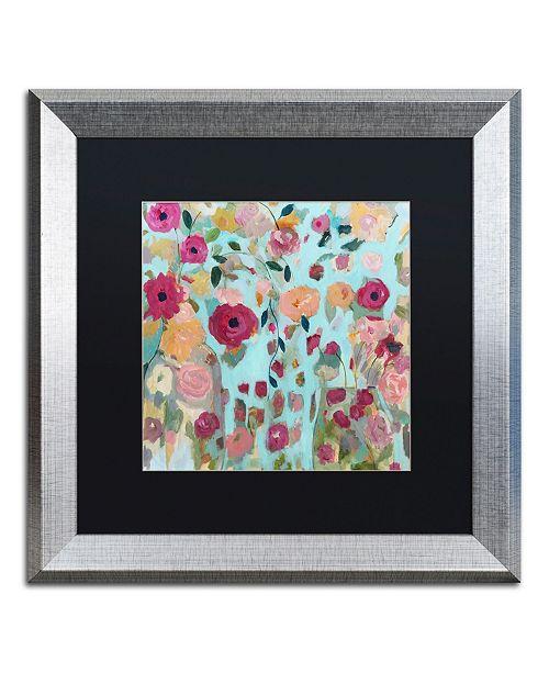 """Trademark Global Carrie Schmitt 'Gypsy Soul' Matted Framed Art - 16"""" x 16"""""""