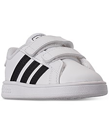 Little Kids' Grand Court Casual Sneakers from Finish Line