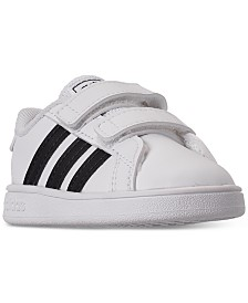 adidas Toddler Boys' Grand Court Casual Sneakers from Finish Line