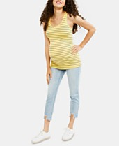 59d53ed6468b6 Side Panel Maternity Clothes For The Stylish Mom - Macy's