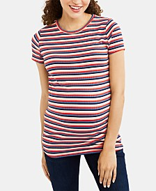 Motherhood Maternity Crew-Neck T-Shirt