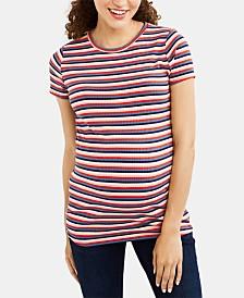 Motherhood Maternity Crew-Neck T-Shirt