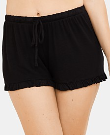 A Pea In The Pod Maternity Sleep Shorts