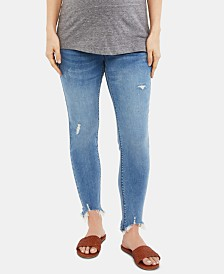 Luxe Essentials Maternity Skinny Jeans