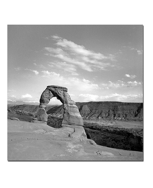 "Trademark Global Moab by Preston Canvas Art - 24"" x 24"""