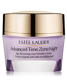 Estée Lauder Advanced Time Zone Night Age Reversing Line/Wrinkle Creme, 1.7 oz.
