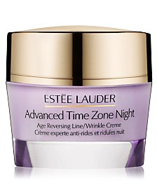 Estée Lauder Advanced Time Zone Night Age Reversing Line/Wrinkle Creme, 1.7 oz.