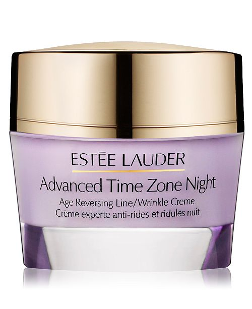Estee Lauder Advanced Time Zone Night Age Reversing Line/Wrinkle Creme, 1.7 oz.