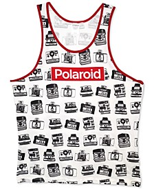 Polaroid Men's Printed Tank