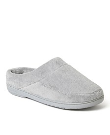 Women's Microfiber Terry Clog Slippers, Online Only