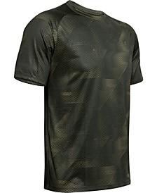 Men's Tech™ Printed Short Sleeve