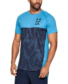 Under Armour Men's MK-1 Short Sleeve Camo Colorblock