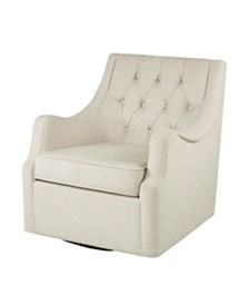 Qwen Swivel Chair, Quick Ship