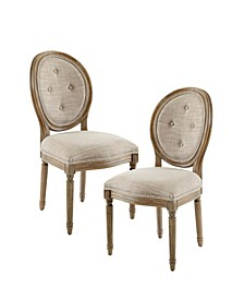 Lexi Dining Chair, Set Of 2